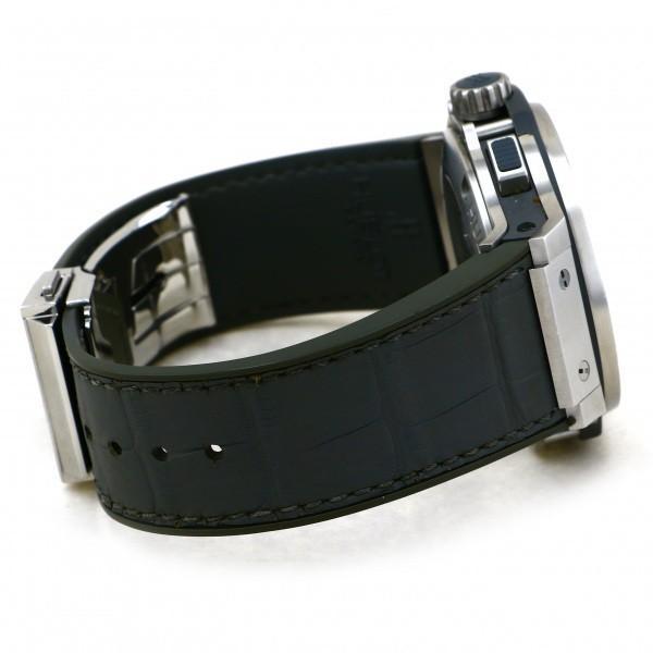 ウブロ HUBLOT ビッグバン アールグレイ ダイヤモンド 301.ST.5020.GR.1104 グレー文字盤 中古 腕時計 メンズ gc-yukizaki 04