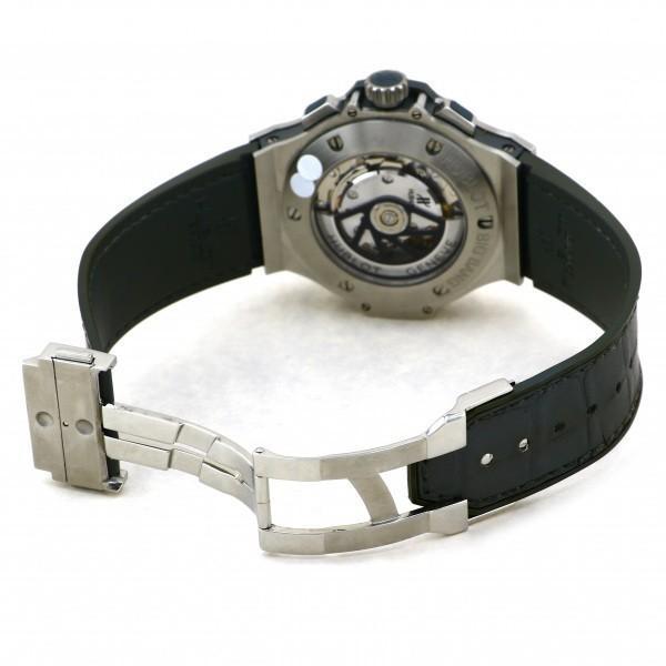 ウブロ HUBLOT ビッグバン アールグレイ ダイヤモンド 301.ST.5020.GR.1104 グレー文字盤 中古 腕時計 メンズ gc-yukizaki 05