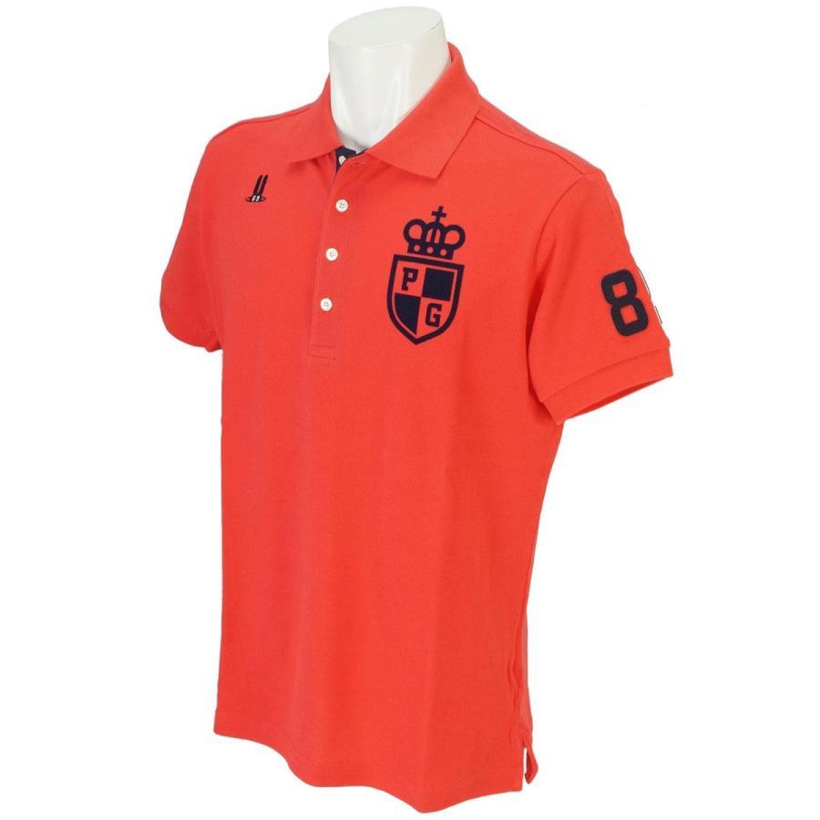 パーリーゲイツ PEARLY GATES 半袖ポロシャツ 053-6260851 半袖シャツ・ポロシャツ