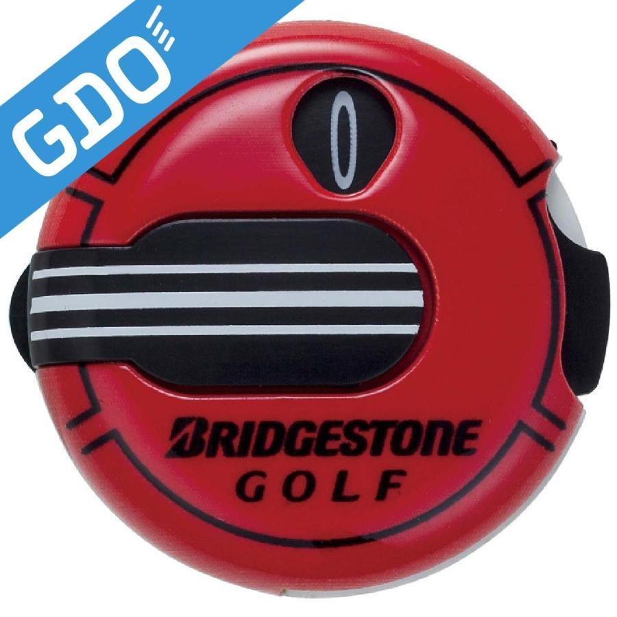 「土日祝も出荷」 ブリヂストン BRIDGESTONE GOLF スコアカウンター GAG408|gdoshop