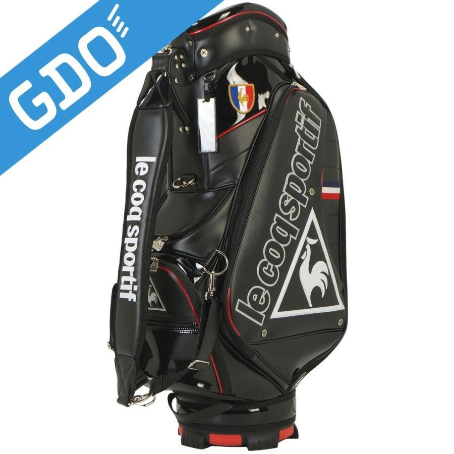 柔らかい ルコックゴルフ Le coq sportif GOLF キャディバッグ QQ1226 キャディバッグ, LEDのマゴイチヤ a9397380