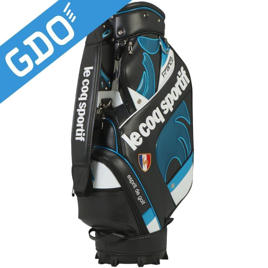 ルコックゴルフ Le coq sportif GOLF キャディバッグ QQ1229 キャディバッグ