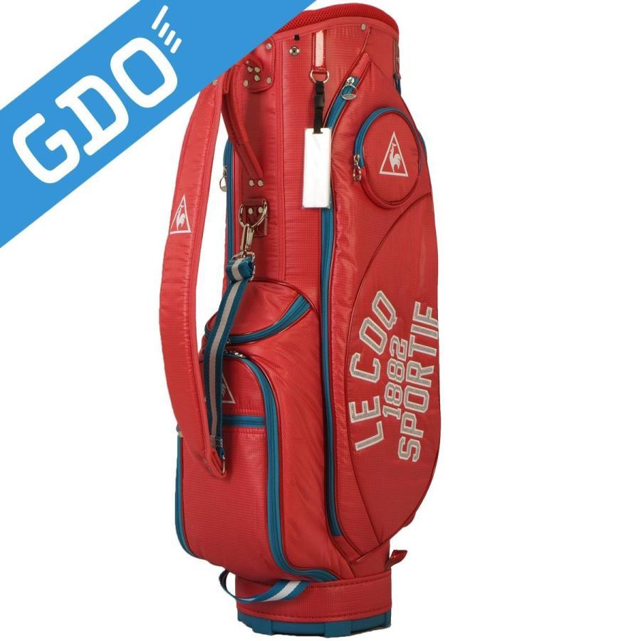 アンマーショップ ルコックゴルフ Le Le coq sportif GOLF キャディバッグ QQL1201 レディス QQL1201 レディス キャディバッグ, サカイマチ:77120b99 --- airmodconsu.dominiotemporario.com