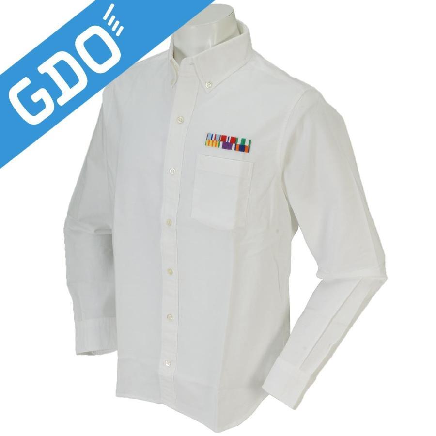 ラフ&スウェル rough&swell 長袖ボタンダウンシャツ RSM-16236 長袖シャツ・ポロシャツ