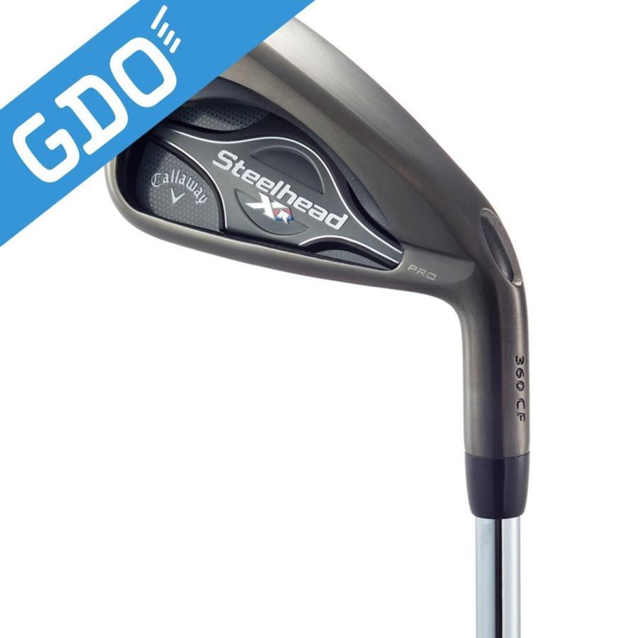 キャロウェイゴルフ XR スティールヘッド XR PRO アイアン(6本セット) ダイナミックゴールド S200