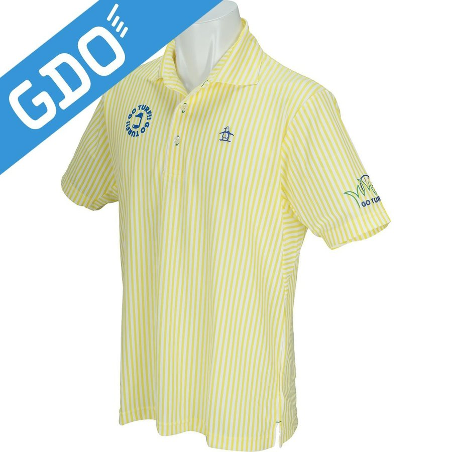マンシングウェア Munsingwear ストレッチ半袖ポロシャツ XJWMJ218 半袖シャツ・ポロシャツ