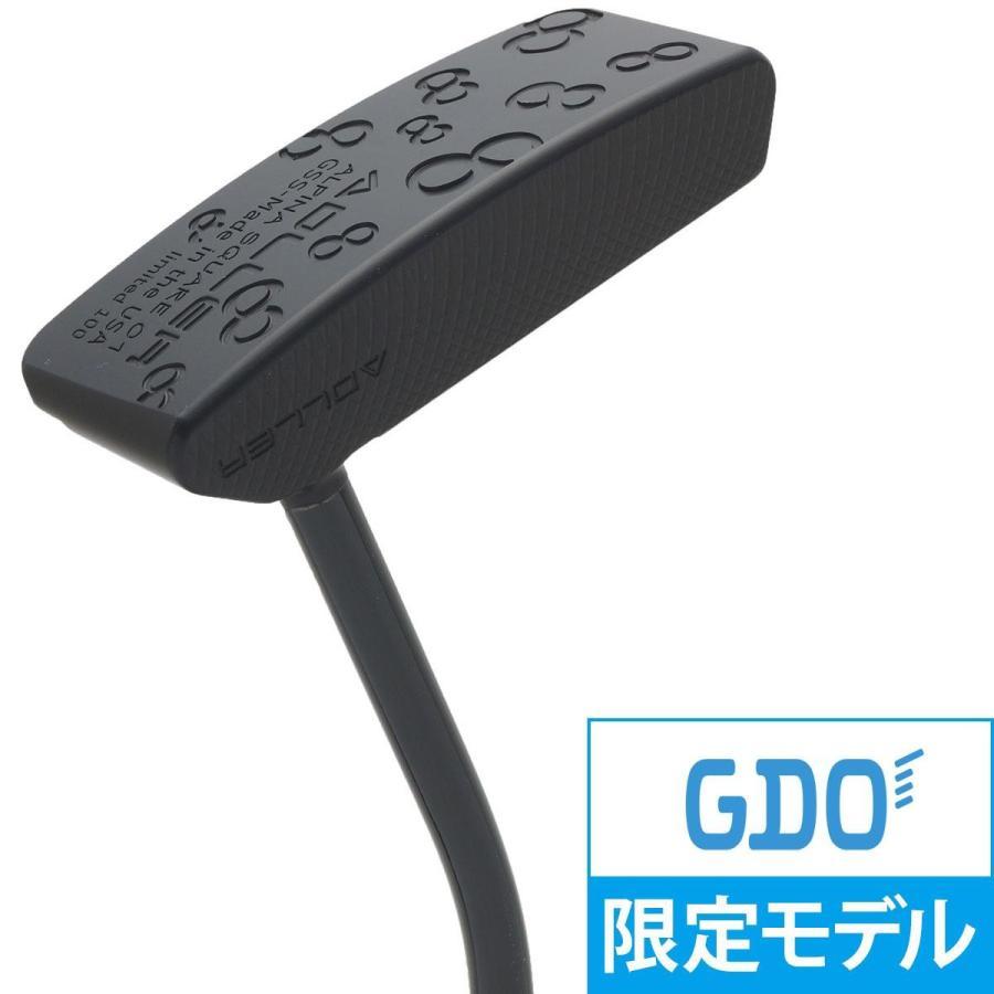 海外ブランド  アドラージャパン ALPINA アルピナ SQUARE01 ブラックリミテッド パター, DOG PLANET 9ca3f5b7