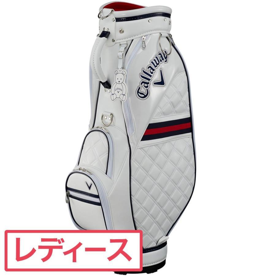 キャロウェイゴルフ Callaway Golf BG CT PU SPORT JM キャディバッグ レディス