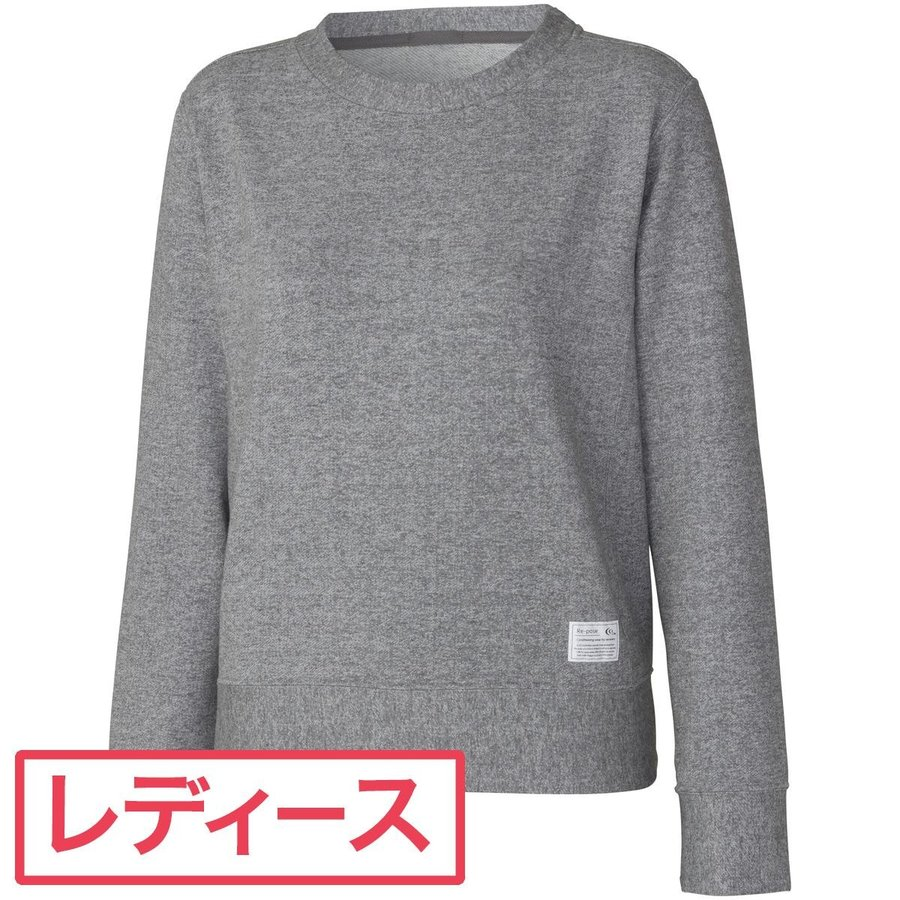 C3fit C3fit リポーズクルースウェット レディス
