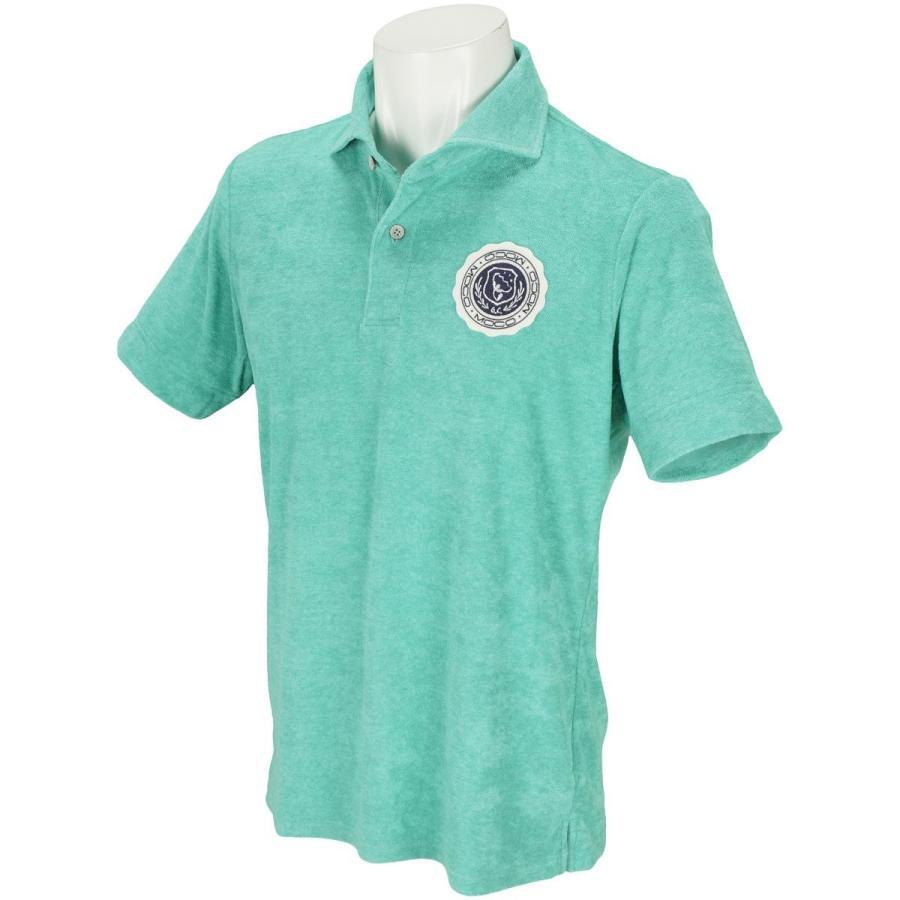 モコ MOCO クールパイル半袖ポロシャツ