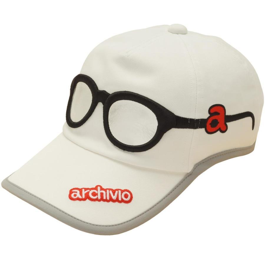 アルチビオ archivio キャップ