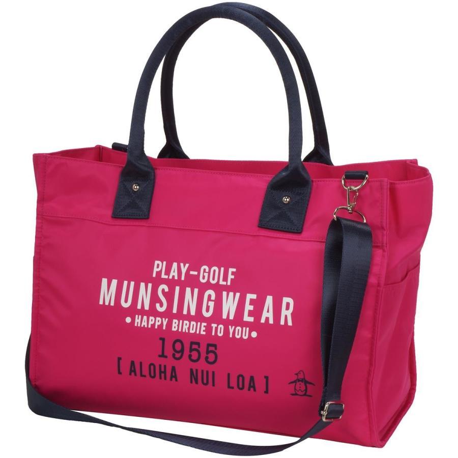 マンシングウェア Munsingwear トートバッグ