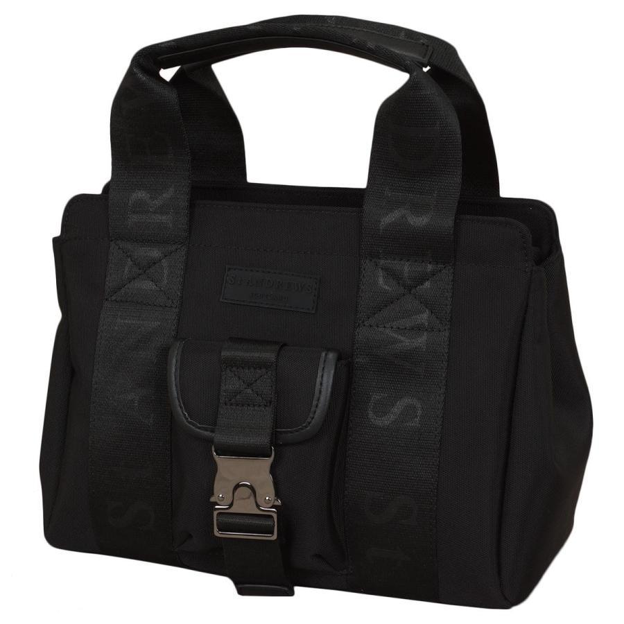 セント・アンドリュース St ANDREWS ロゴテープカートバッグ