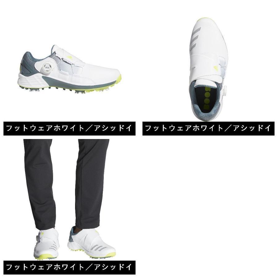 アディダス Adidas ゼッドジー21ボアシューズ gdoshop 04