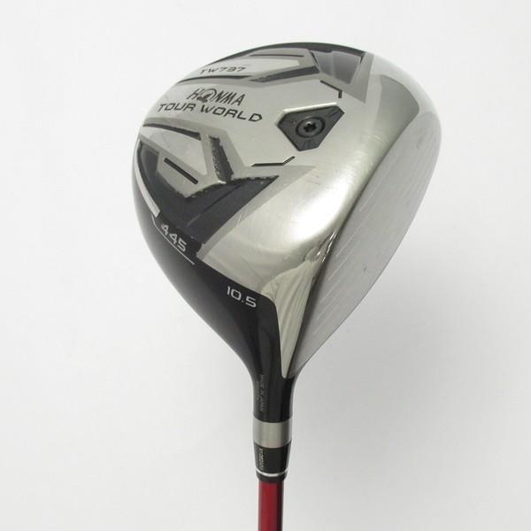 本間ゴルフ TOUR WORLD ツアーワールド TW737 445 ドライバー VIZARD EX-C55