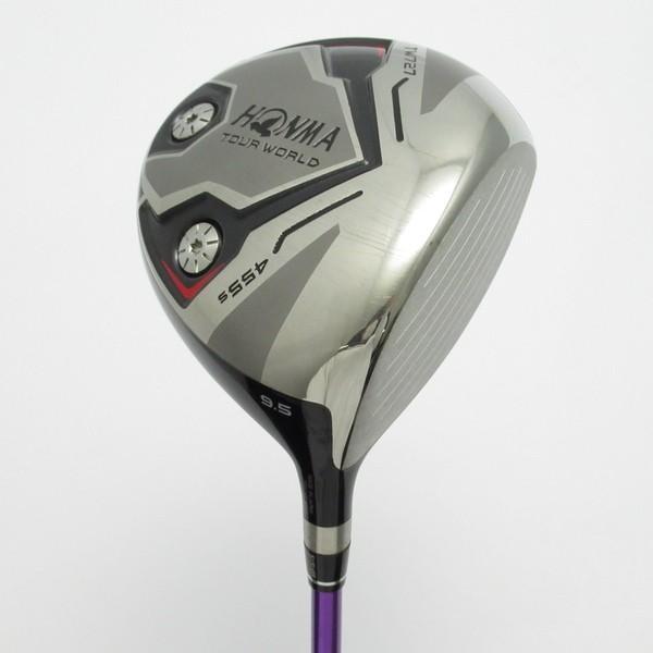 本間ゴルフ TOUR WORLD ツアーワールド TW727 455S ドライバー VIZARD YZ75
