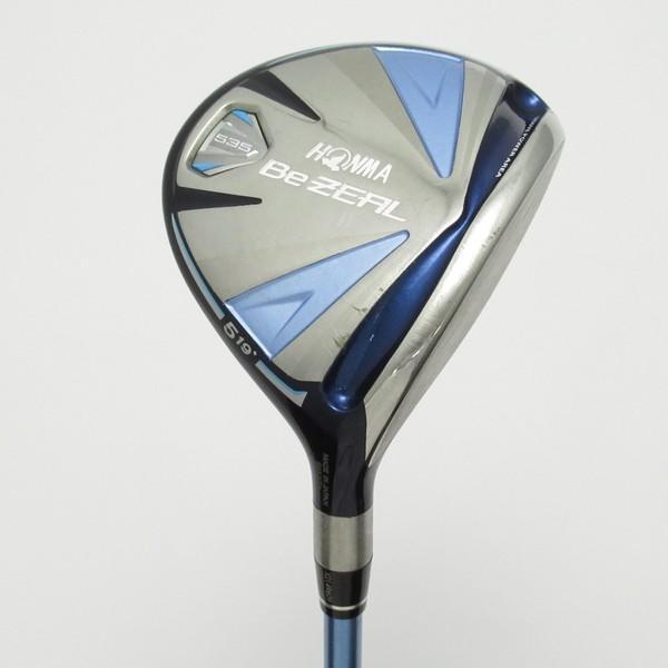 本間ゴルフ Be ZEAL ビジール 535 フェアウェイウッド VIZARD for Be ZEAL レディス 【5W】