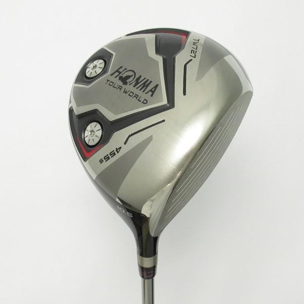 本間ゴルフ TOUR WORLD ツアーワールド TW727 455S ドライバー Diamana DF 50