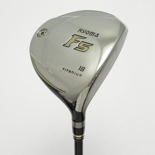 リョーマ ゴルフ RYOMA GOLF Ryoma F フェアウェイウッド Tour AD RF2 【5W】