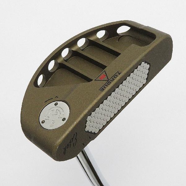 高い素材 イーデルゴルフ Edel Golf トルクバランス E-1 ゴールド パター スチールシャフト 【33】, トレンドビューティーヘルス 7584de48