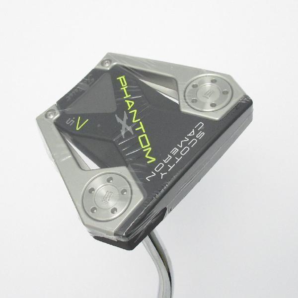 超安い スコッティキャメロン X ファントム X 19 ファントム X 7.5 パター パター スチールシャフト 19【34】, Momo Select:47e152b1 --- airmodconsu.dominiotemporario.com