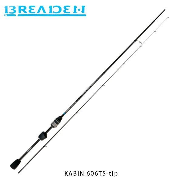 ブリーデン BREADEN アジングロッド GlamourRockFish KABIN 606TS-tip チタンソリッドティップモデル BRI4571136851799