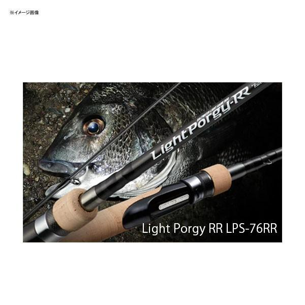 ゴールデンミーン ライトゲームロッド ライトポージーRR Light Porgy RR LPS-76RR スピニング Golden Mean GM4931657015788