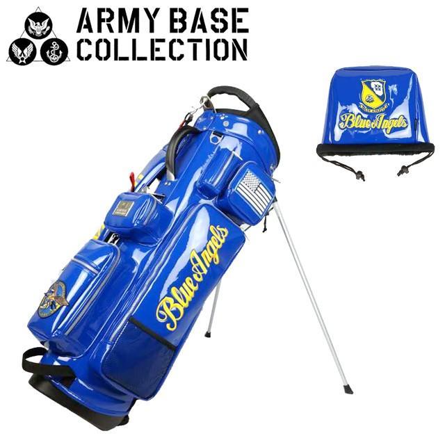 【送料無料】ARMY BASE COLLECTION スタンド キャディバッグ アーミーベースコレクション ABC-020SB