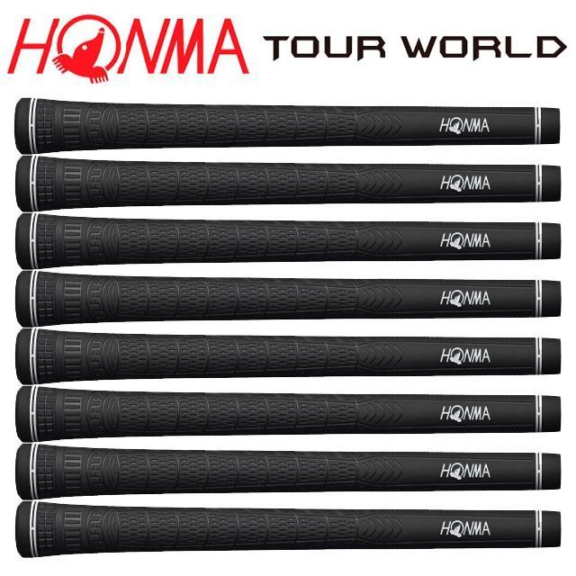 【送料無料 メール便】ホンマ ツアーワールド TOUR WORLD 純正ラバー グリップ【M62】【8本セット】