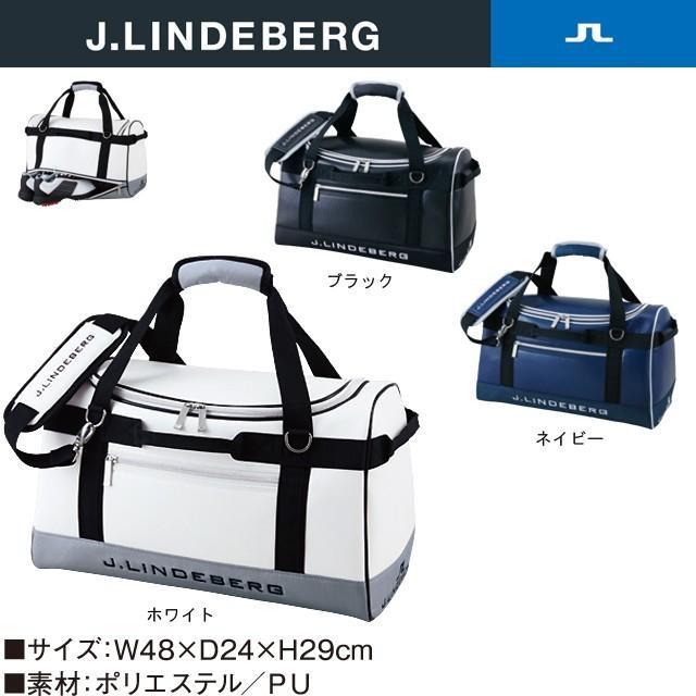 【保証書付】 【送料無料】 J.LINDEBERG ジェイリンドバーグ ボストンバッグ JL-115, ヤノスポーツ bb789c1f