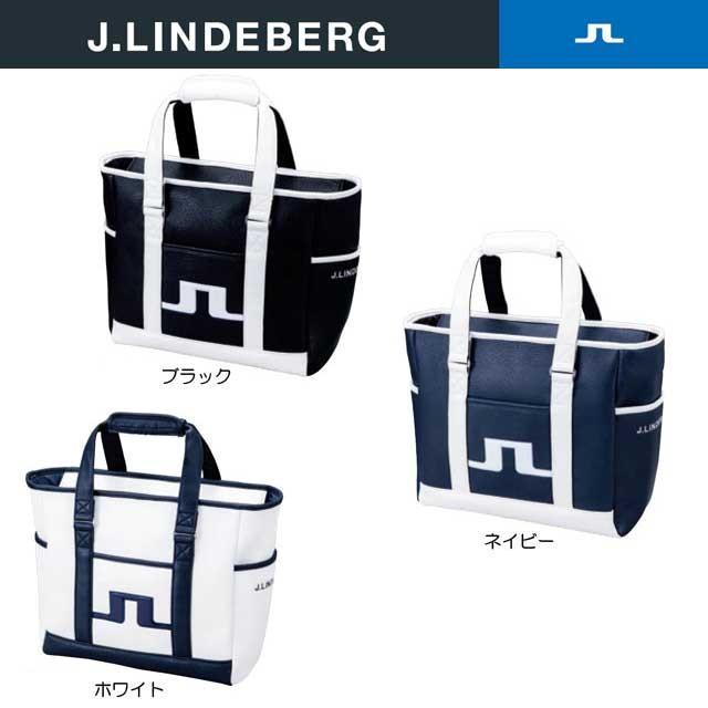 【本物新品保証】 【送料無料】 J.LINDEBERG ジェイリンドバーグ トートバッグ JL-117T, BrownFloor clothing 8521a6ce