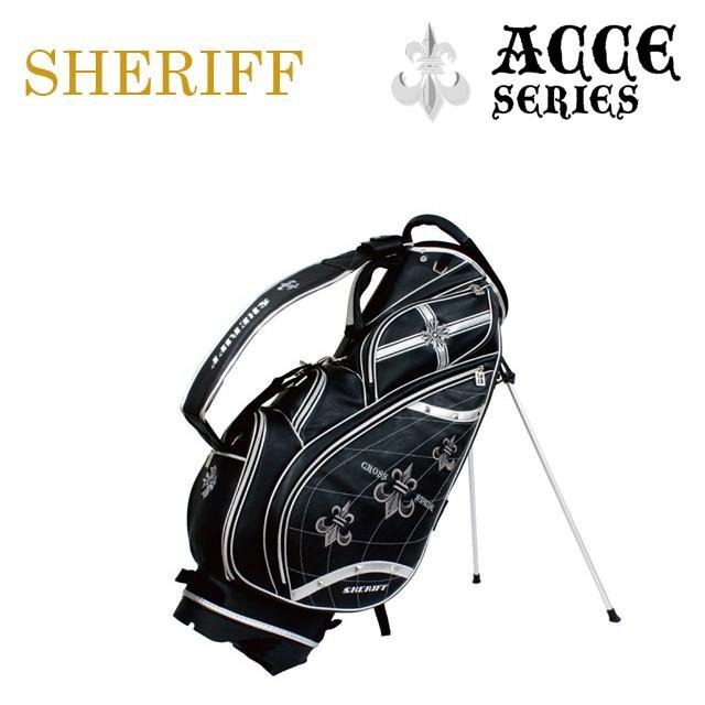 上等な 【送料無料】【アクセサリーシリーズ シェリフ】SHERIFF シェリフ 数量限定モデル SAC-002 ツアースタンド キャディバッグ SAC-002, 朽木村:e11944de --- airmodconsu.dominiotemporario.com