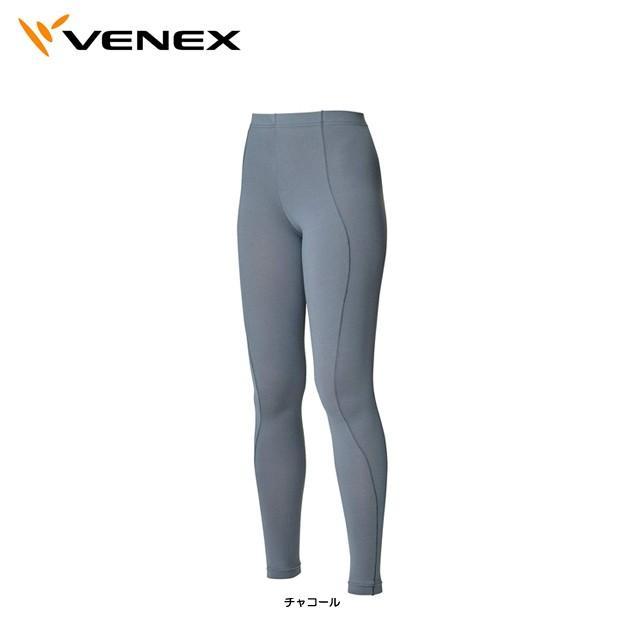 【送料無料】Venex ベネクス フリーフィール ウォーム ロングタイツ レディース 6612