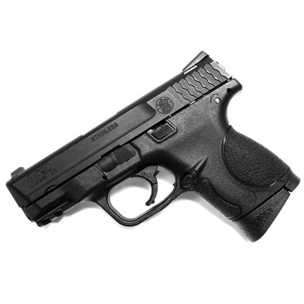 Cybergun (VFC) Smith & Wesson M&P9C ガスブローバックピストル ブラック