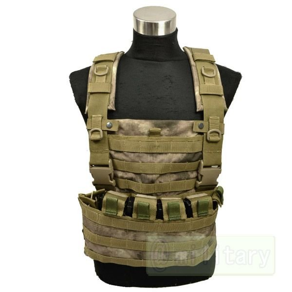 FLYYE WSH* Chest Rig A-TACS 迷彩