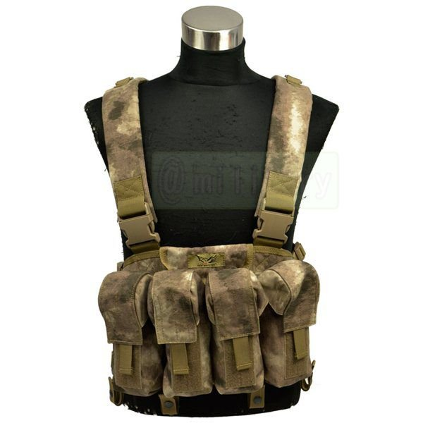 FLYYE LBT AK Tactical Chest Vest A-TACS 迷彩