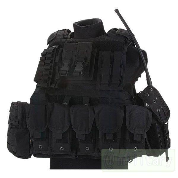 FLYYE RAV Vest with Pouch set BK