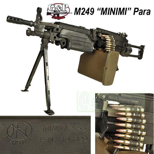 G&P M249