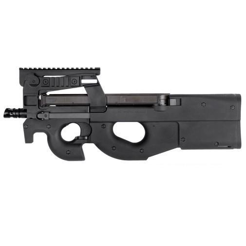 (メーカー協賛特別価格)King Arms K90 (P90) タクティカル 電動ガン (FN刻印入り) ブラック