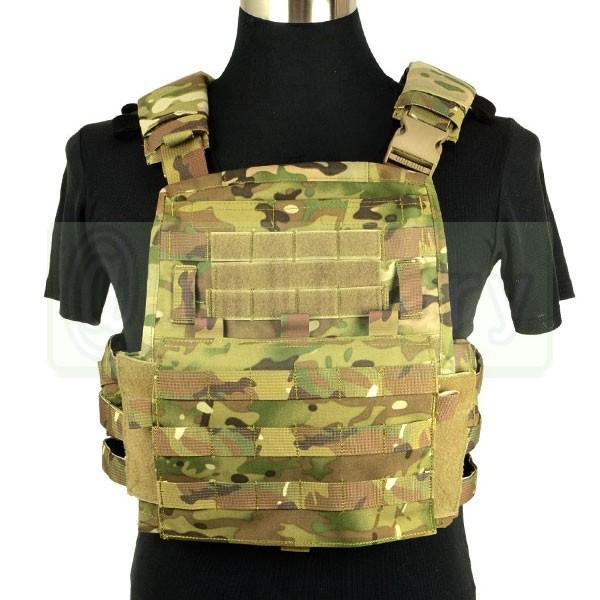 "MODI AVS プレートキャリアー [AVS ""Adaptive Vest System""] MC|geelyy"