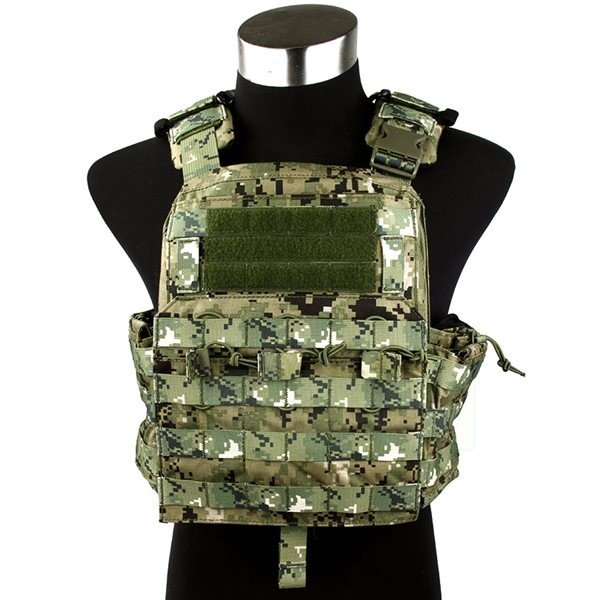 TMC CPC [CAGE Plate Carrier] タイプ ベスト AOR2