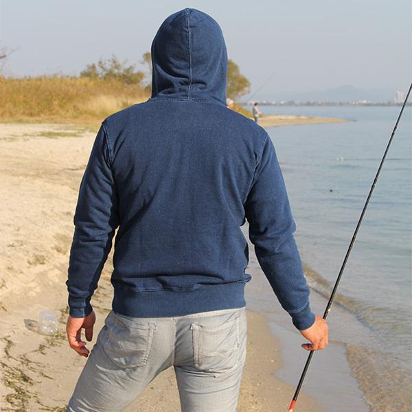 GEEZER 毎日釣りパーカー デニム|geezer|04