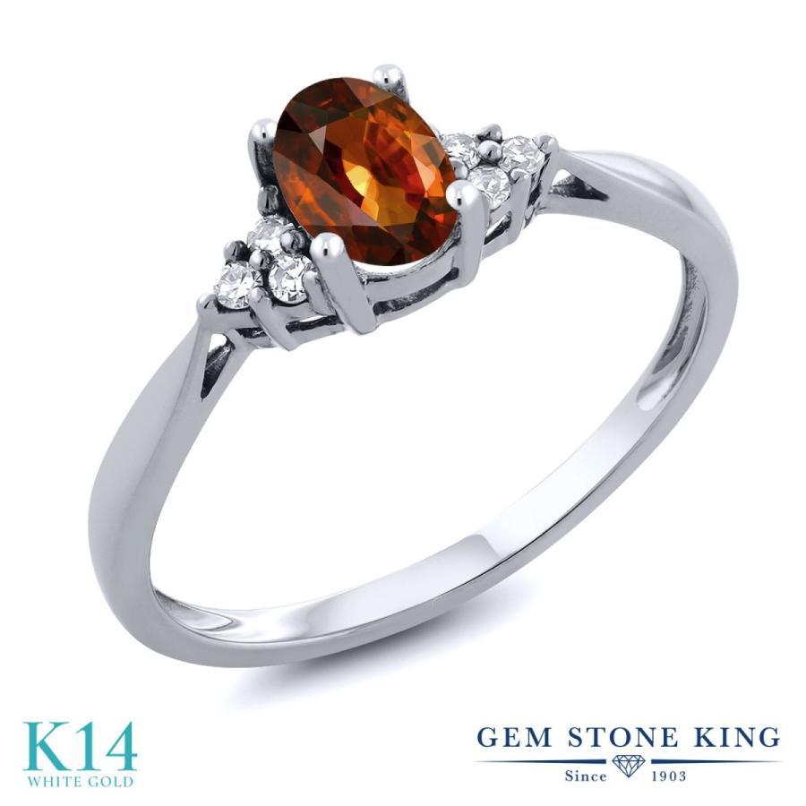 都内で 天然石 ジルコン (ブラウン) 指輪 レディース リング 天然 ダイヤモンド 14金 ホワイトゴールド プレゼント 女性 嫁 誕生日, イケマン 741f8827