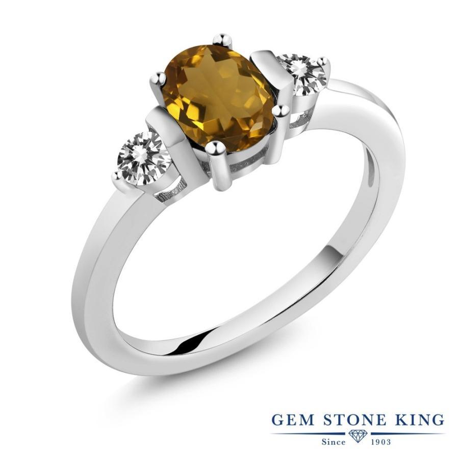 最高の品質の 天然石 ウィスキークォーツ 指輪 レディース リング 天然 ダイヤモンド プレゼント 女性 嫁 誕生日, オルゴール屋 919a4ba6