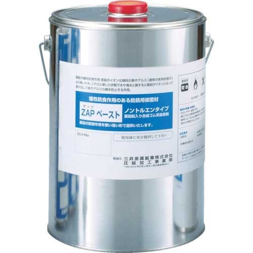 MSMMBC ZAPペースト 4000ml缶