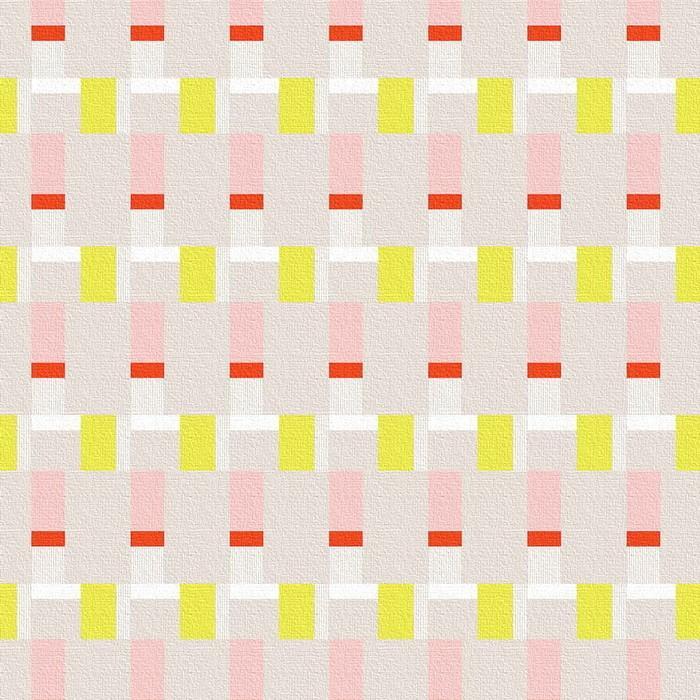 幾何学模様 アートパネル patt-1803-018 XLサイズ 100cm×100cm 100cm×100cm lib-6799491s4