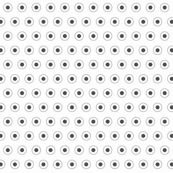 ドット柄 アートパネル patt-1803-058 XLサイズ XLサイズ XLサイズ 100cm×100cm lib-6799551s4 ef7