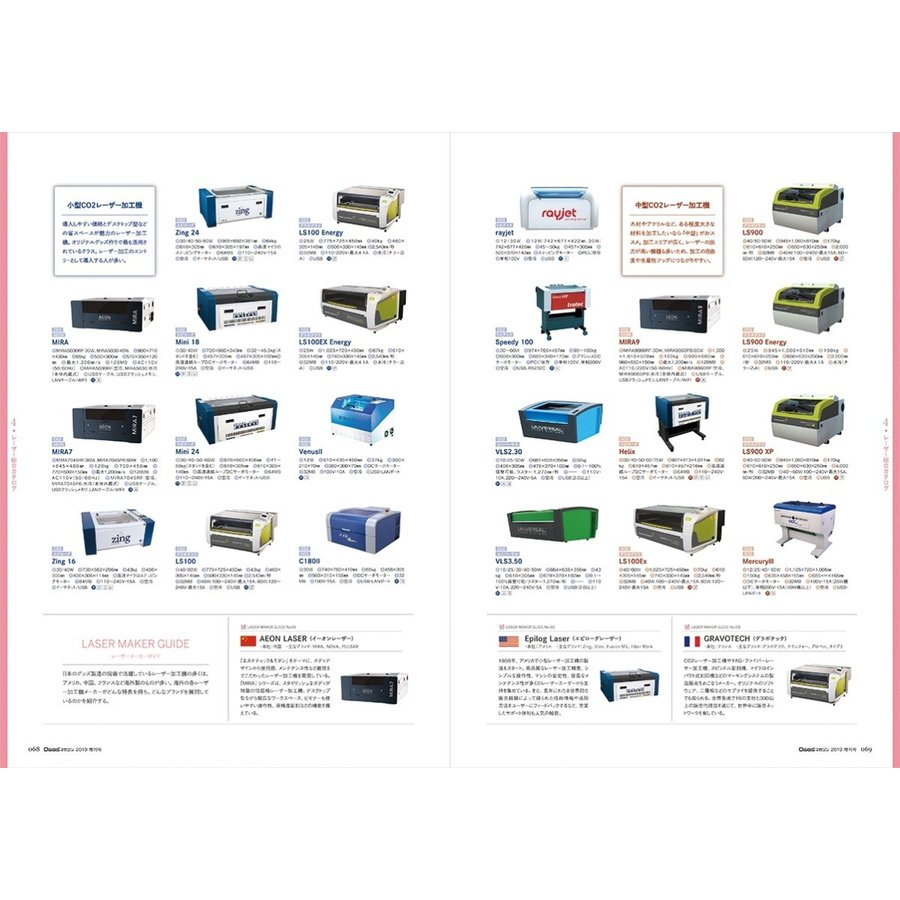 OGBS増刊号レーザー加工の教科書|gendaipress-store|06