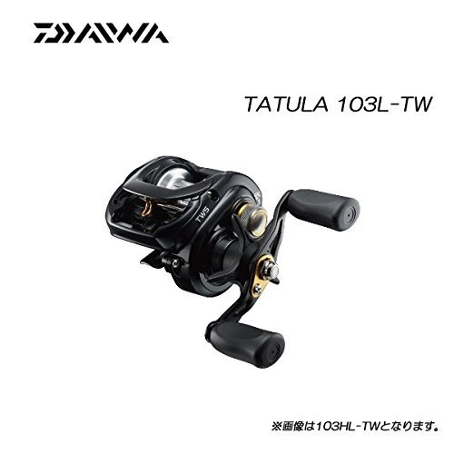 ダイワ(Daiwa) ベイトリール 15 タトゥーラ 103L-TW