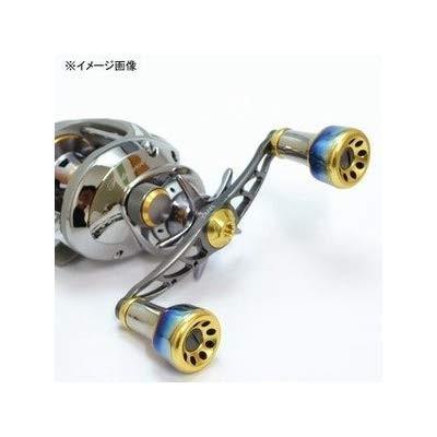 LIVRE(リブレ) リール FullComp クランク (右巻用) シマノ100用(ガンメタP+レッドG)
